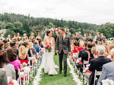 Elegant Summer Wedding At The Picturesque Waverley Country Club