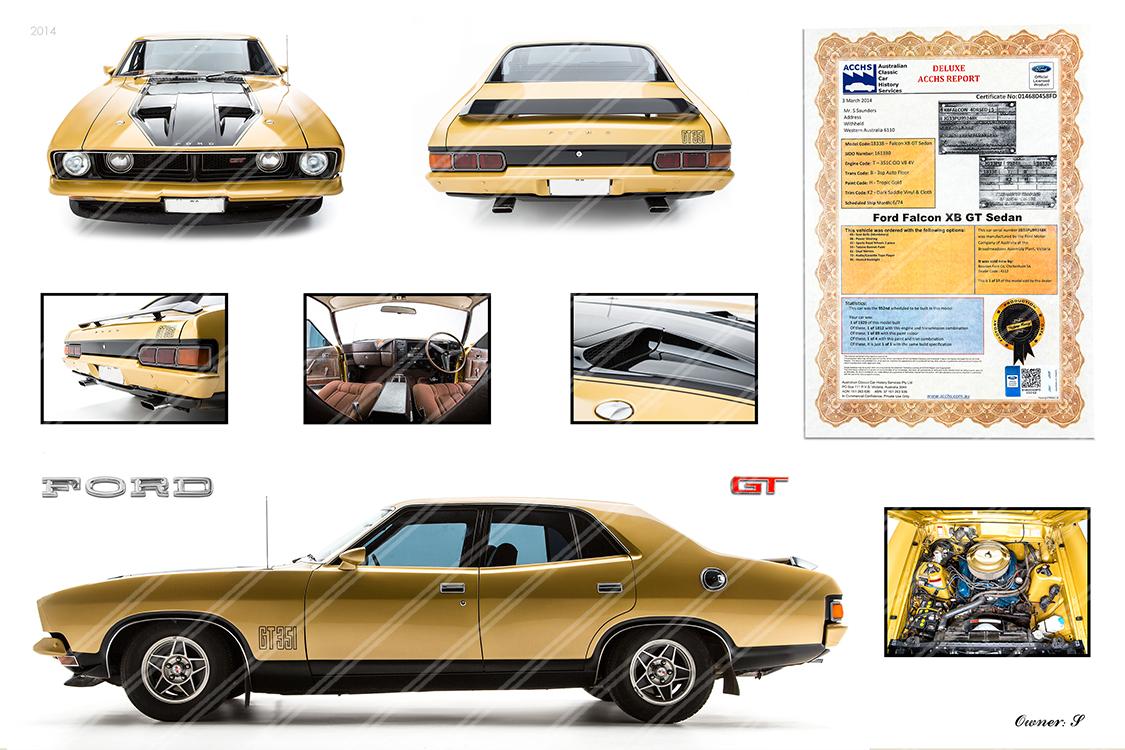 Ford GT Falcon