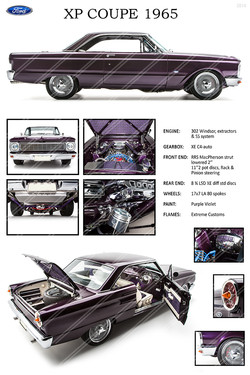 Ford XP Coupe