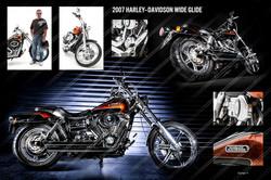 Wide Glide Harley Davidson