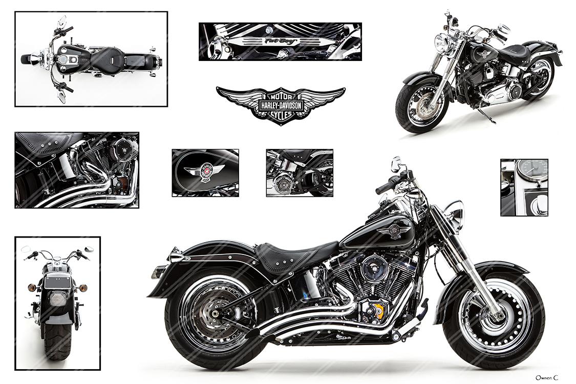 Fat Boy Harley Davidson