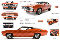 Ford XB Coupe