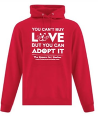 shirt hoodie red.png