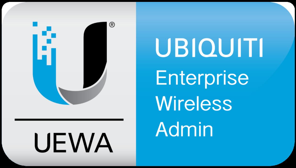Zertifiziert durch Ubiquiti