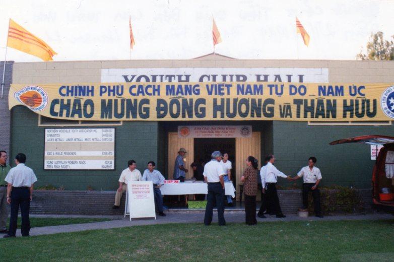 Uc chau to chuc Tam Dam