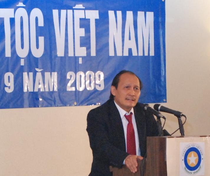 Ông Nguyễn Hữu Chánh 5-9-09