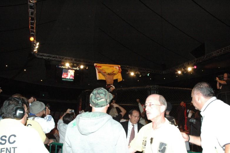 USIM to chuc vo dai cho Nam Phan (6-10-07)
