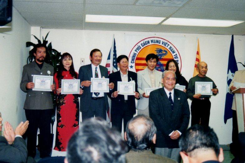 Khóa chính trị Phan Bội Châu tại VPCP tại Nam Cali