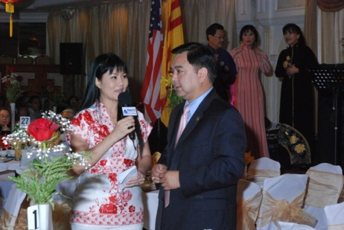 Global-TV phong van DB Tran Thai Van