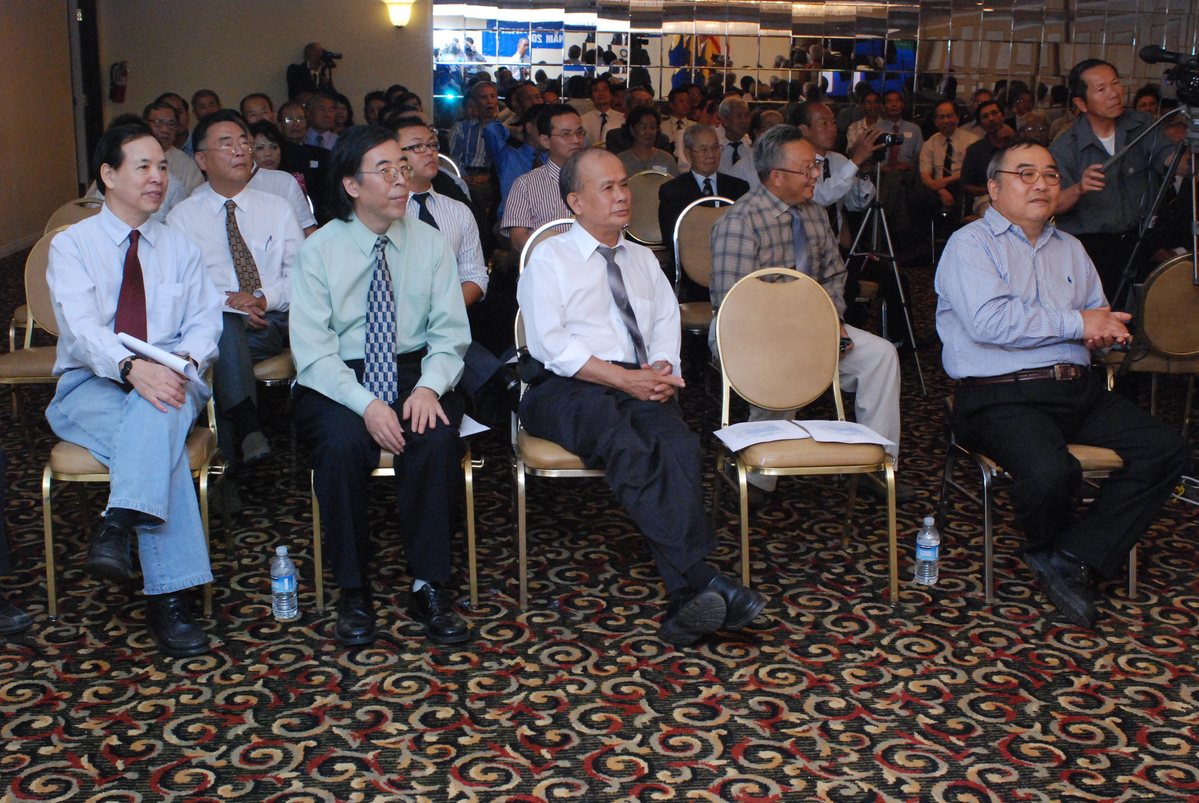phai doan Lien Minh den Dai Hoi DDTVN
