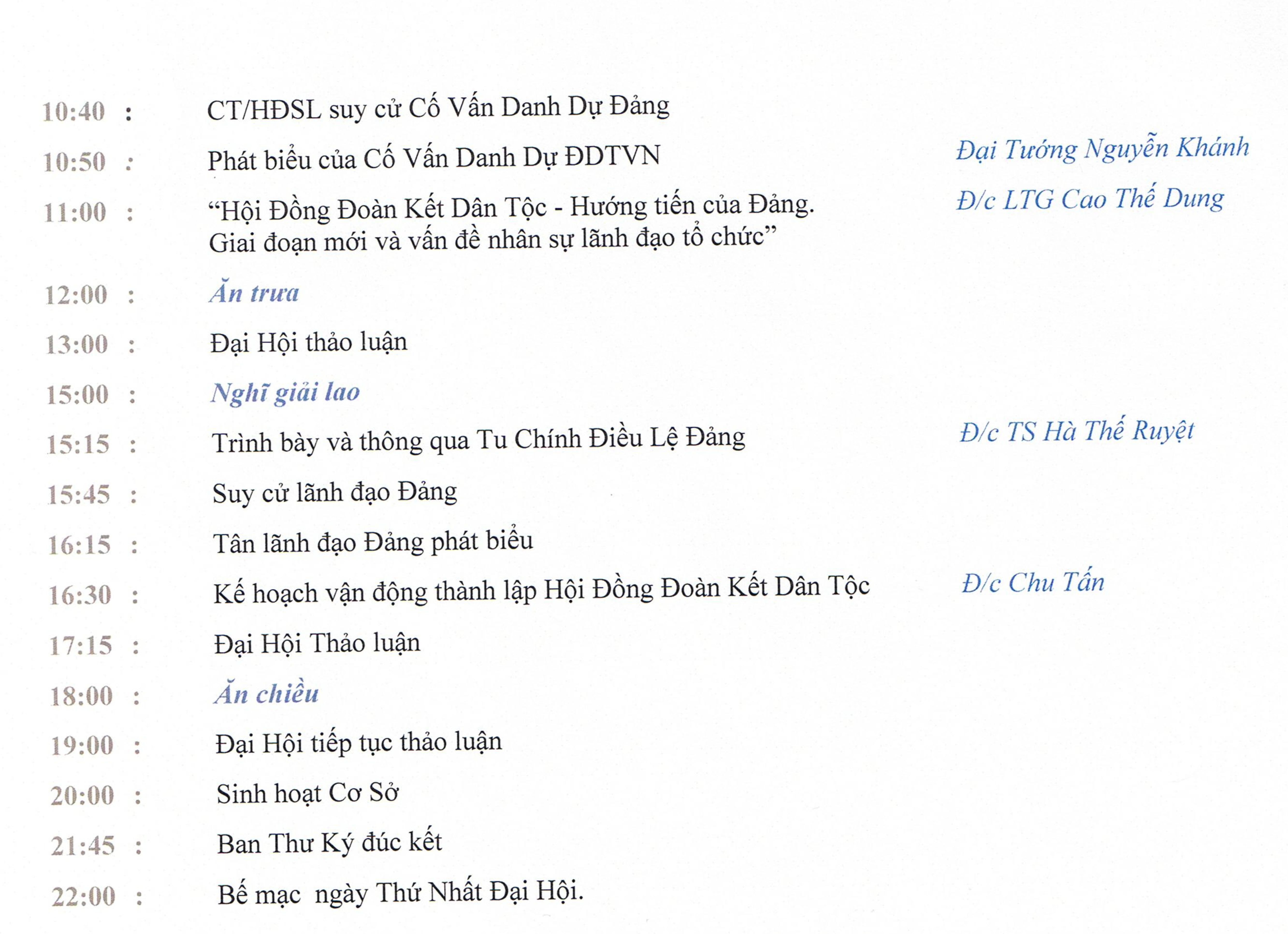 Chuong trinh DHD