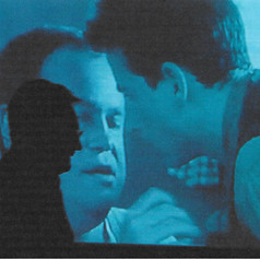 The shadow of Thomas Blatt against the screening of Escape from Sobibór