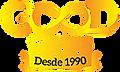 Logotipo da Good Cestas, empresa de cestas basicas.