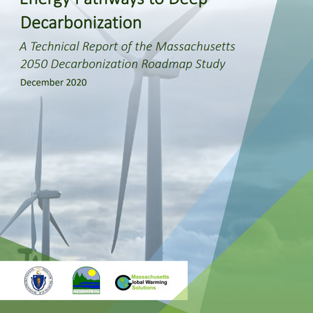 MA Decarbonization Roadmap