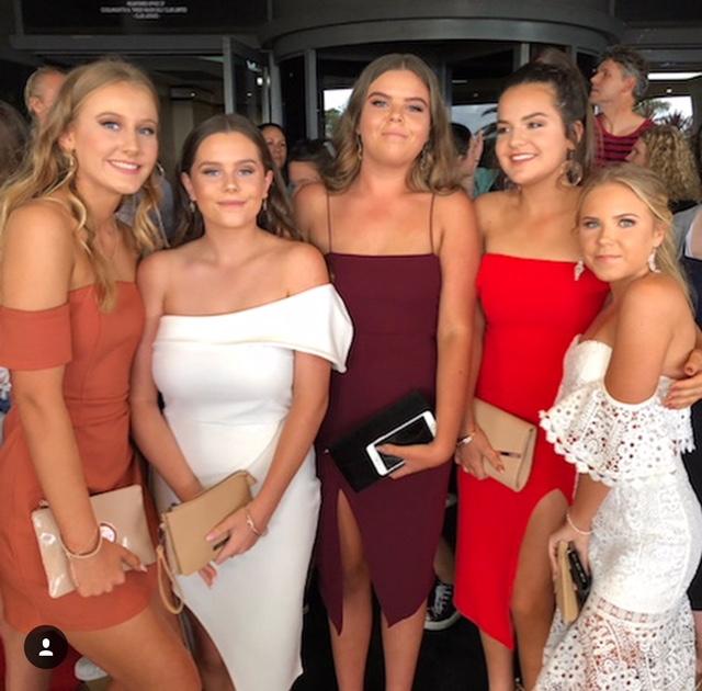Gold Coast Girls - Formal