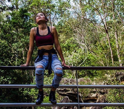Jamii Dymock - Gold Coast Model