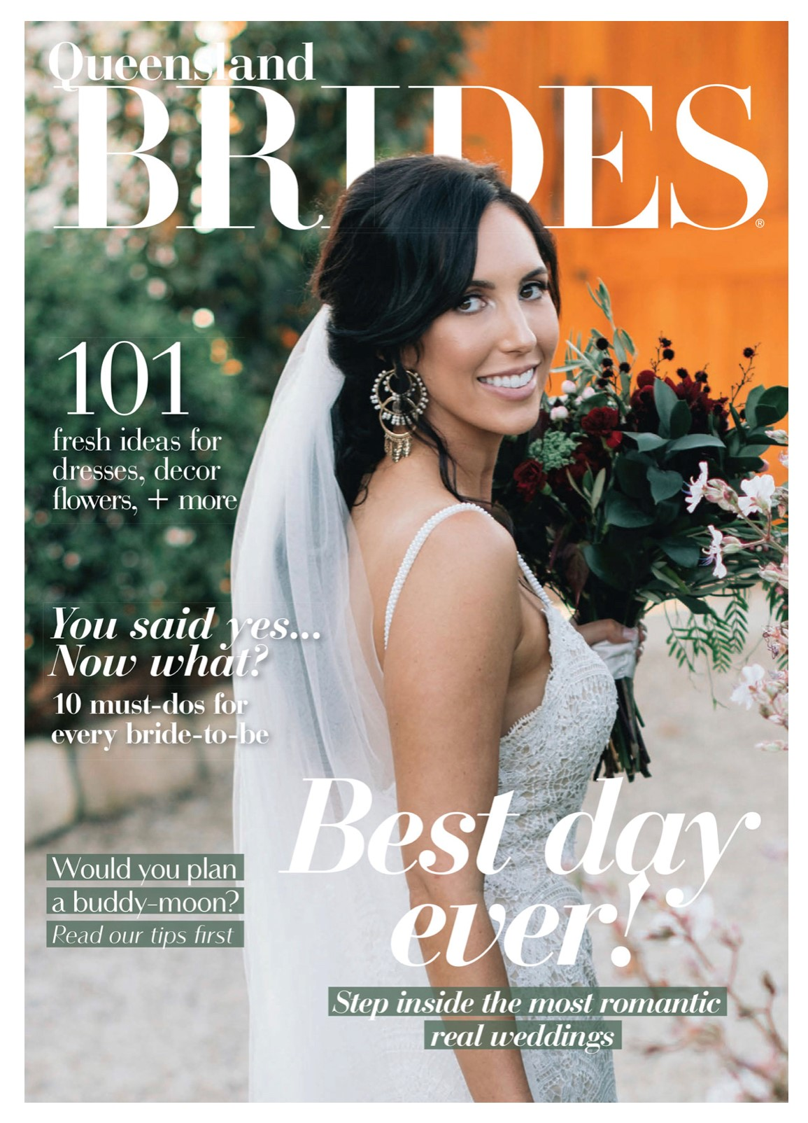 Lauren Yates - Queensland Brides