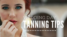 Bridal Spray Tan Top Tips!