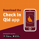 QLD Check In App