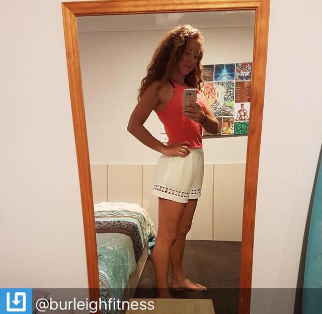 Kylie Seabrook - Burleigh Fitness