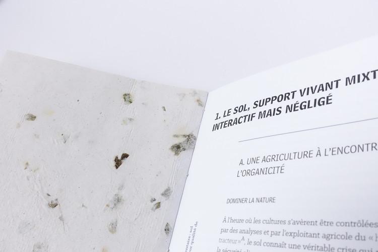 Papier composite réalisé avec des végétaux