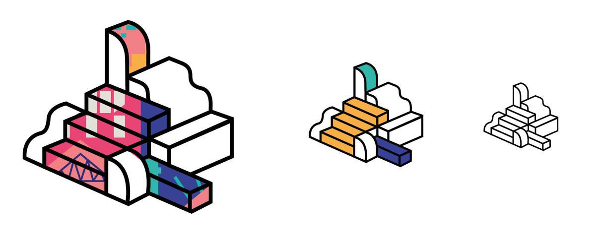 Variantes du logo
