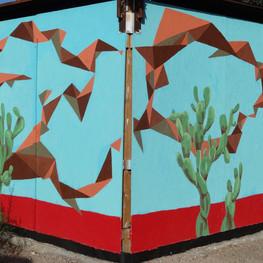 Anarchestra Mural