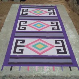 Carpet Mural