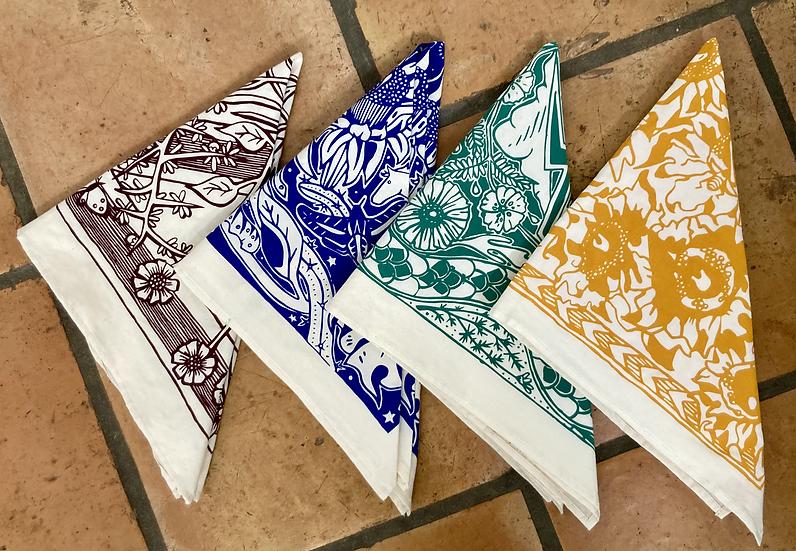 The Four Seasons Bandana Collection
