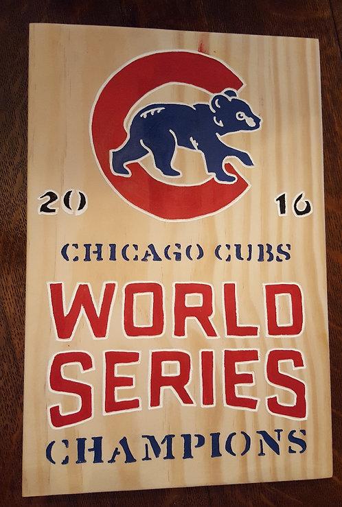 2016 World Series Cubs