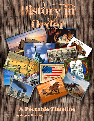 History in Order Cards