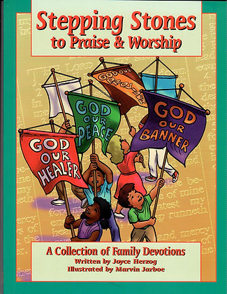 Stepping Stones to Praise and Worship