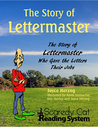 The Story of Lettermaster