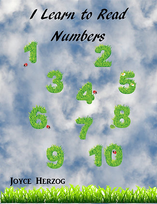 I Learn to Read Numbers