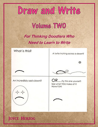 Draw and Write, Volume 2