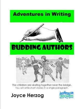 Budding Authors books S/D