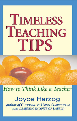 Timeless Teaching Tips