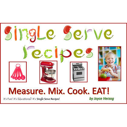 Single Serve Recipes