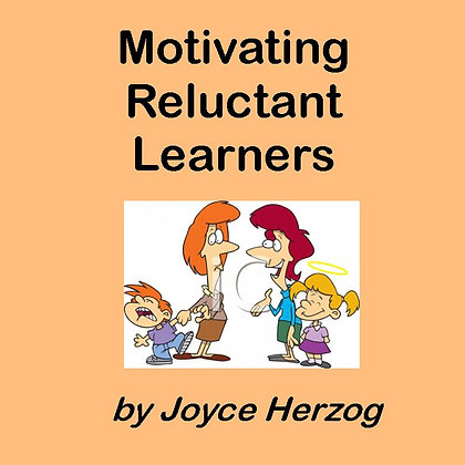 Motivating Reluctant Learners audio seminar