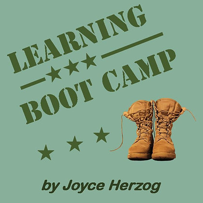 Learning Boot Camp audio seminar