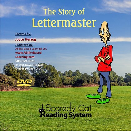 Lettermaster DVD