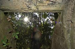 Bunker I Verteidigungsanlagen I Dark Lord Ellia I I Lost Place I Samara Blue Photo Art I UrbexArt I