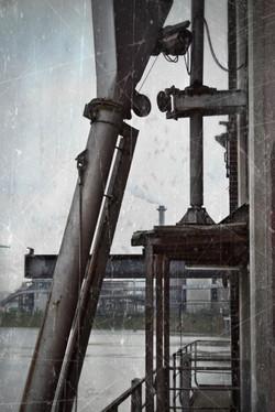 Alte Mühle I Urbex Art I Lost Place I Samara Blue Photo Art I Verlassene Orte