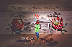 Down Town Gallery I Krefelder Perspektivenwechsel I Street Art I Samara Blue I Bener1 I Bunker