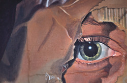 Down Town Gallery I Krefelder Perspektivenwechsel I Street Art I Samara Blue I Danila Shmelev