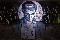 Down Town Gallery I Krefelder Perspektivenwechsel I Street Art I Samara Blue I Marya Kudasheva