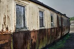 Old Steel Train I Eisenbahnmuseum I Bochum I Urbex Art I Lost Place I Samara Blue Photo Art