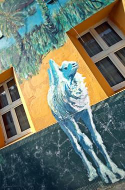 Street Art I Lifestyle I Kiefernstraße I UrbexArt I Samara Blue Photo Art I MalKarstenn