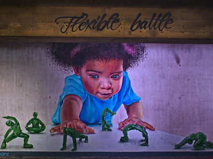 Down Town Gallery - Krefelder Perspektivenwechsel 2019