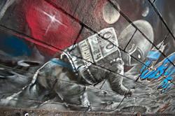 TUBUKU I Graffiti I Lifestyle I Mural I Urbex Art I Samara Blue Photo Art I Street Art I Krefeld